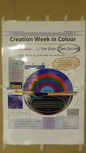 Creation Week in Color