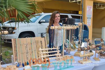 Jax Beach Art Walk - 2.14.17