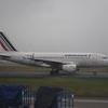 Air France Airbus A319 F-GRXL at London Heathrow.