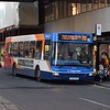 Stagecoach MAN East Lancs Kinetic SF56FKR 22513 in Newcastle on the 10 to West Denton Park.