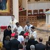 Hierarchical Divine Liturgy & Feles 40 Day Memorial