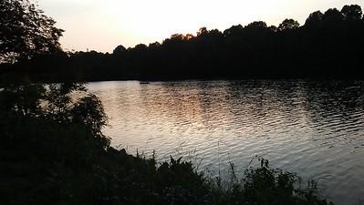 Fishing Night, Jun 2017