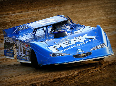 Florence Speedway; Schaefer's Southern Nationals & Summit American Modified Series