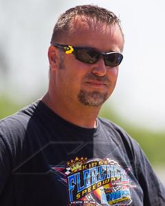 Florence Speedway co-promoter Josh King