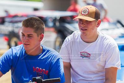 Timothy Culp (L) and Tyler Erb (R)