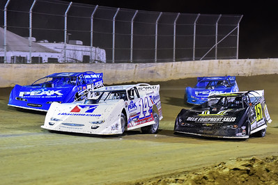Darrell Lanigan (14), Mike Marlar (157), Hudson O'Neal (71), and Don O'Neal (5)
