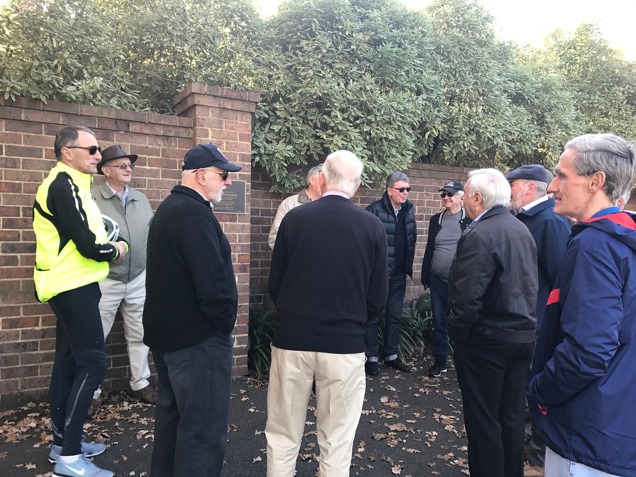 2017 Footsteps Through Camberwell