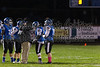 IHSAA 6A sectional Franklin Central vs Center Grove at FC High School, Indianapolis, IN, 10/27/2017,  Photo by Eric Thieszen.