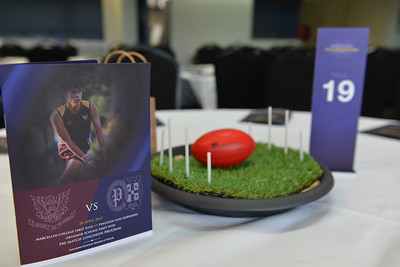 Marcellin Friends of Football Luncheon