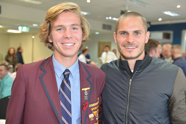 Friends of Marcellin College Football Luncheon