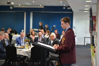 2017 Marcellin Friends of Soccer Luncheon