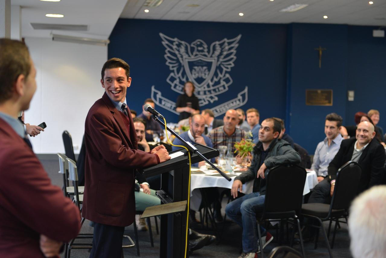 2017 Marcellin Friends of Soccer Luncheon