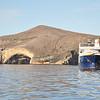 Punta Vicente Roca on Isabela