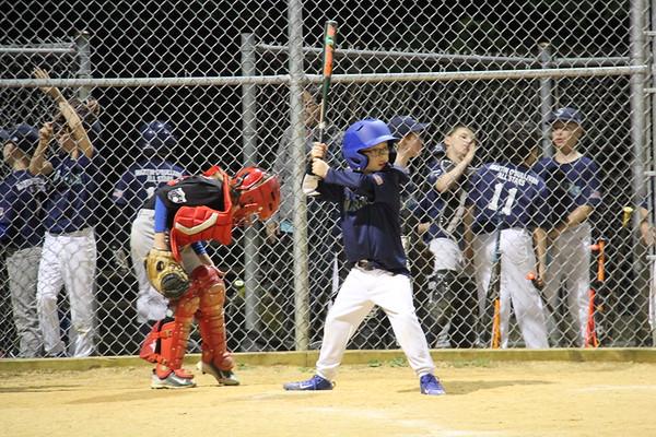 Andrew's Baseball Game 5.20.2017