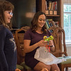Annie Tzrinske's baby shower. Annie and Ben are expecting a boy. Shower was held starting at noon on November 4.