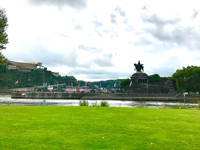 German Corner - Koblenz