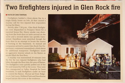 New Jersey Fire Magazine - March 2017