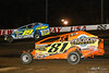 47th Annual Freedom 76 - Grandview Speedway - 81 Kenny Gilmore, 19 Jared Umbenhauer