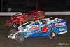 47th Annual Freedom 76 - Grandview Speedway - 1c Craig Von Dohren, 126 Jeff Strunk