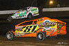 47th Annual Freedom 76 - Grandview Speedway - 81 Kenny Gilmore, 44M Doug Manmiller