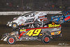 47th Annual Freedom 76 - Grandview Speedway - 49 Mike Laise, 221 Ryan Beltz, 4 Frank Cozze