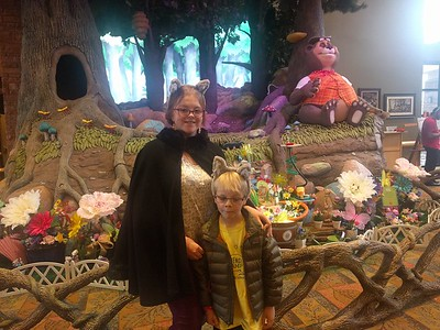 Great Wolf Lodge, Colorado Springs, March 2017