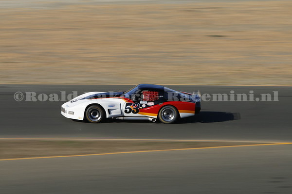 Group 8 SCCA Sonoma Raceway