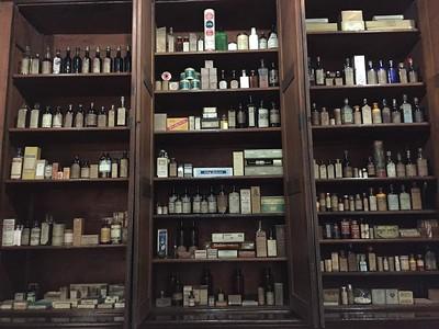 Pharmacy Museum - Kristin Cass