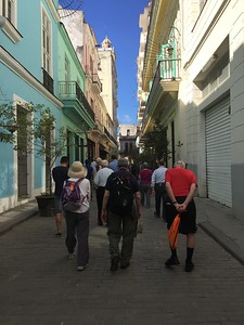 Strolling the Havana streets - Kristin Cass