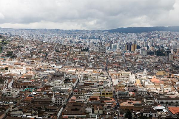 Holiday In Ecuador - Day 2: Quito