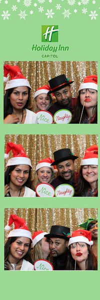Holiday Inn Employee Holiday Party
