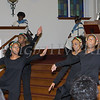 "A dance performace by ""Daughters of Destiny"" at the Bethel Missionary Baptist Church hosted 29th Annual Dr. Martin Luther King Jr. Community Commemorative Service Sunday, January 15, 2017 in Wappingers Falls, NY. Hudson Valley Press/CHUCK STEWART, JR."