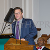 Village of Wappingers Falls Mayor Matthew Alexander offers remarks at the Bethel Missionary Baptist Church hosted 29th Annual Dr. Martin Luther King Jr. Community Commemorative Service Sunday, January 15, 2017 in Wappingers Falls, NY. Hudson Valley Press/CHUCK STEWART, JR.
