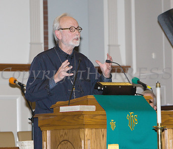Rev. Alexis Vinogradov, retired pastor of St. Gregory Orthodox Church, was the guest speaker for the Bethel Missionary Baptist Church hosted 29th Annual Dr. Martin Luther King Jr. Community Commemorative Service Sunday, January 15, 2017 in Wappingers Falls, NY. Hudson Valley Press/CHUCK STEWART, JR.