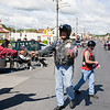 The City of Newburgh hosted a Memorial Day Parade on Saturday, May 27, 2017, which proceeded along Broadway to Washington's Headquarters. Hudson Valley Press/CHUCK STEWART, JR.