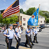 Post 386 Catholic War Veterans participated in the City of Newburgh hosted Memorial Day Parade on Saturday, May 27, 2017, which proceeded along Broadway to Washington's Headquarters. Hudson Valley Press/CHUCK STEWART, JR.