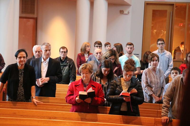 3rd Bridegroom Service