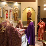 Gospels of the Passion Service