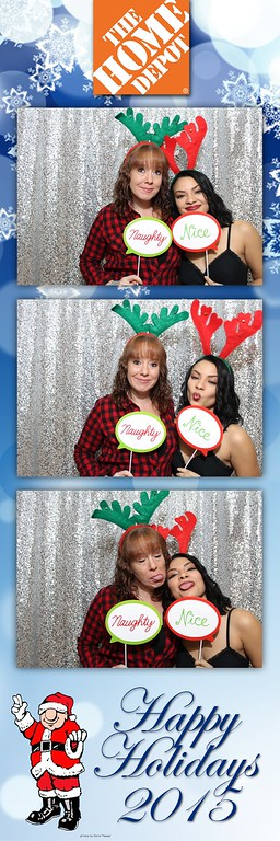 Home Depot Holiday Party 2015