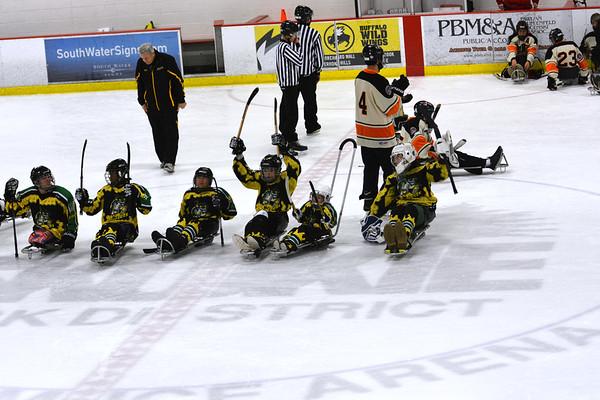 Hornets Sled Hockey