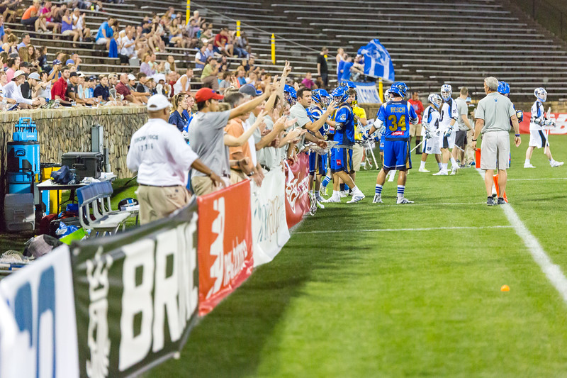 MLL: Ohio Machine @ Charlotte Hounds