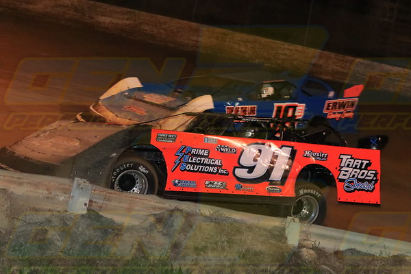 I-95 Late Model Challenge- County Line Raceway
