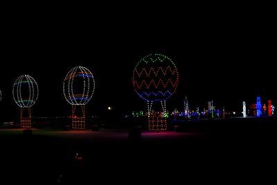 Track Christmas Lights-18