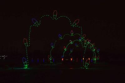 Track Christmas Lights-3