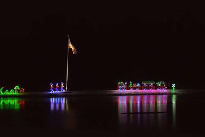 Track Christmas Lights-51