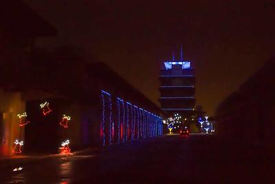 Track Christmas Lights-46