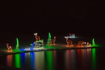 Track Christmas Lights-55