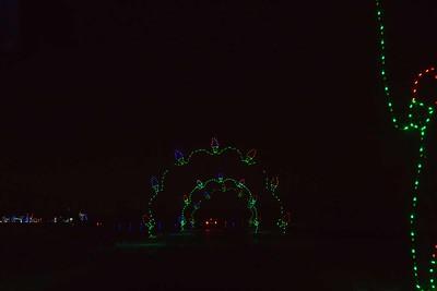 Track Christmas Lights-5