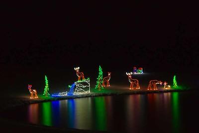 Track Christmas Lights-58