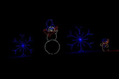 Track Christmas Lights-25